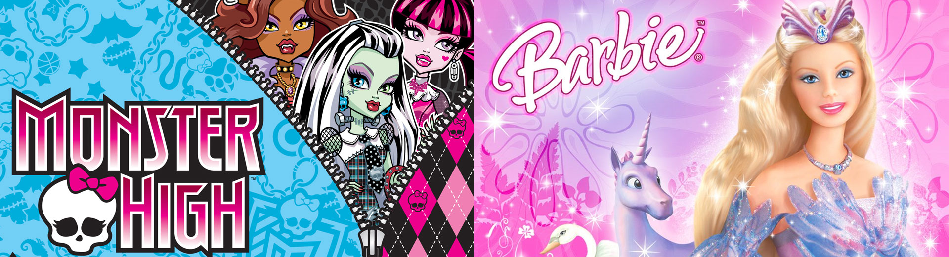 Lutke Monster High | Barbie lutke - ODDO igračke