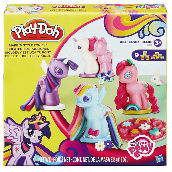 PlayDoh My Little Pony set B0009 - ODDO igračke