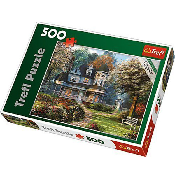 Trefl Puzzla House of dreams 500pcs 37241 - ODDO igračke