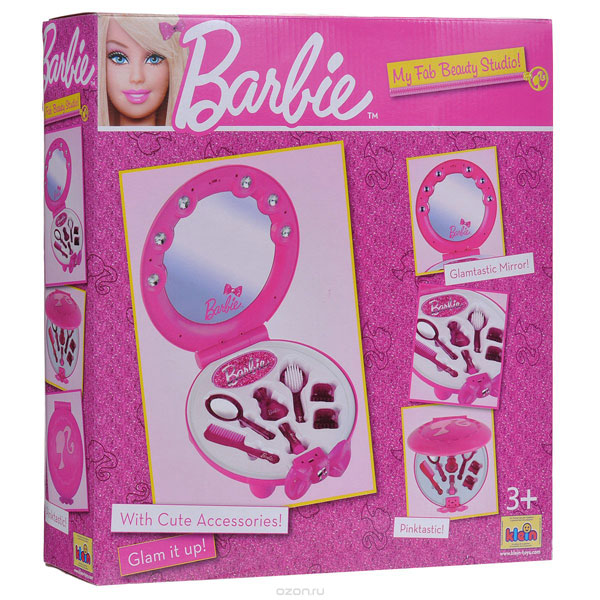 Barbie Beauty studio Klein 5359 - ODDO igračke