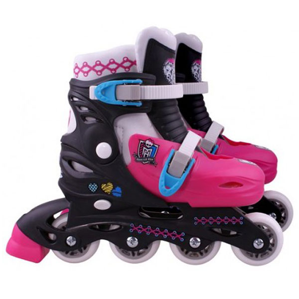 Roleri inline Monster High vel. 30-33 0124855 - ODDO igračke
