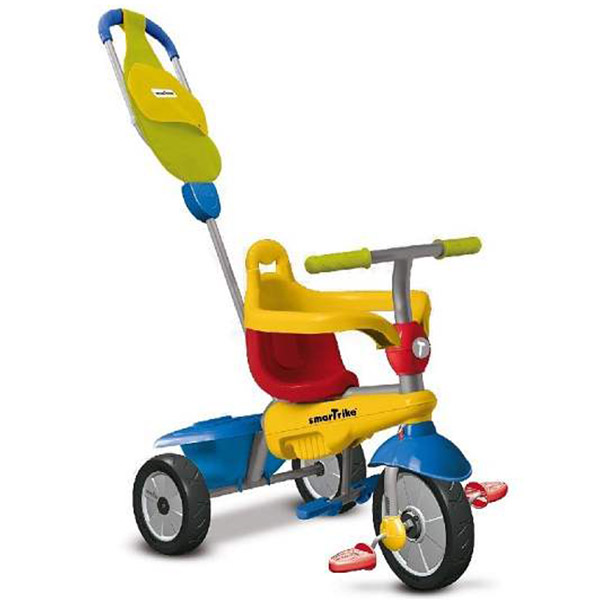 Tricikl Breeze Multicolor Smart Trike 6160100 - ODDO igračke