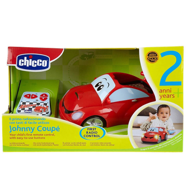 Chicco igračka RC automobil Johnny Coupe 6211038 - ODDO igračke
