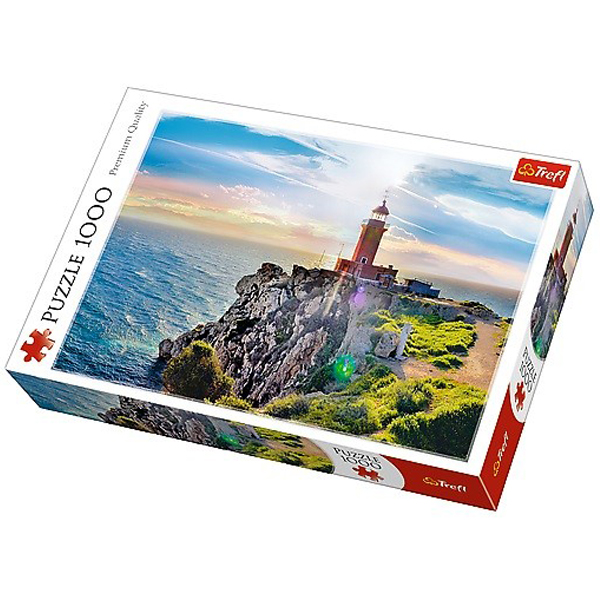 Trefl Puzzla The Malagavi lighthouse 1000pcs 10436 - ODDO igračke