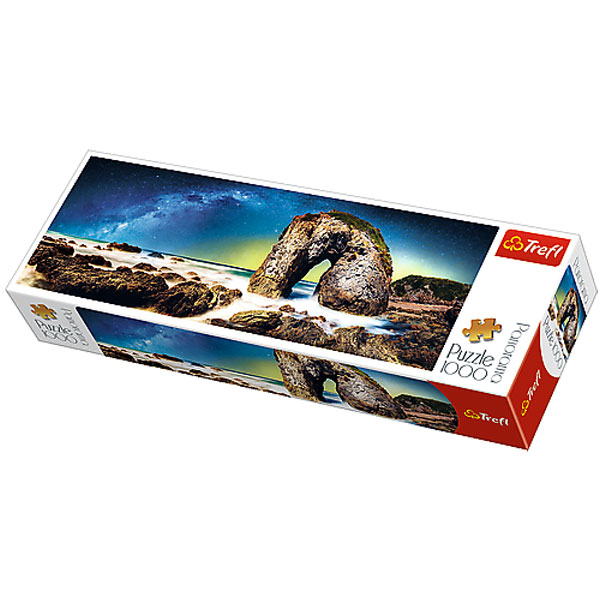 Trefl Puzzla Panorama The Milky way 1000pcs 29032 - ODDO igračke