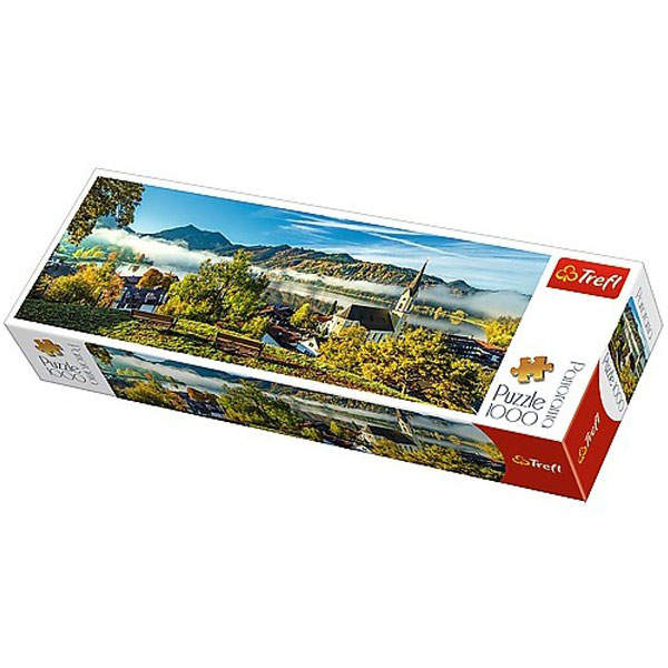 Trefl Puzzla Panorama By the Schliersee lake 1000pcs 29035 - ODDO igračke