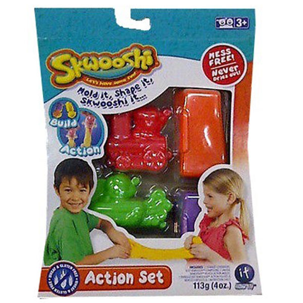 Skwooshi action set 30007 - ODDO igračke