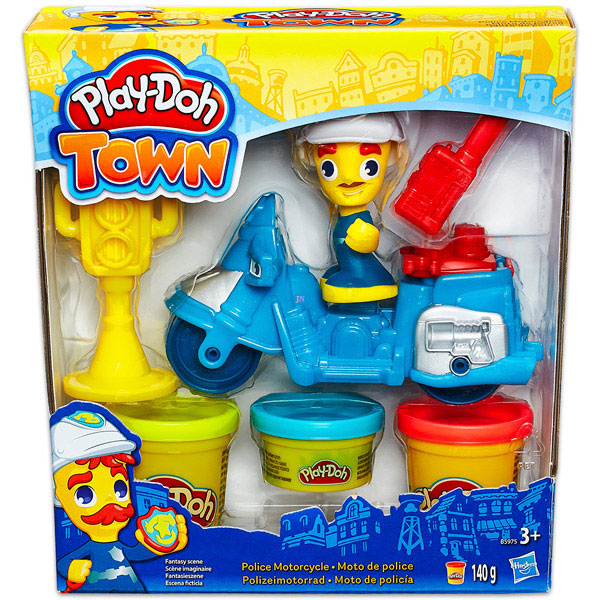PLAY-DOH TOWN SET MINI VOZILA B5959         - ODDO igračke