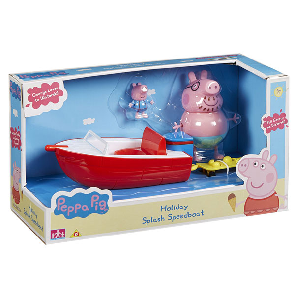 Peppa Pig Holiday Čamac TO5583 - ODDO igračke