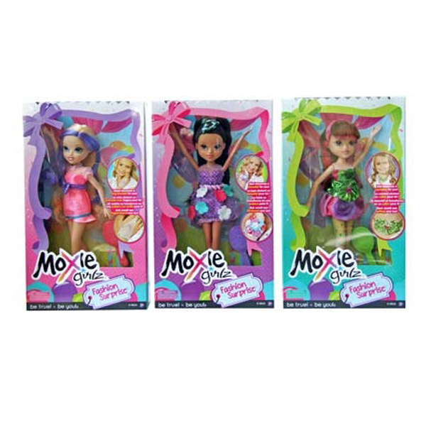 Moxie Girlz Fashion Surprise Lutka 522935                                          - ODDO igračke