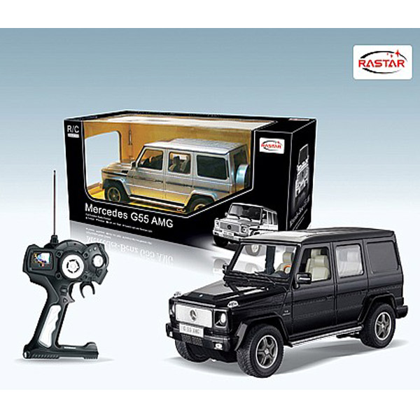 Mercedes benz suv g55 amg rc for Rc mercedes benz