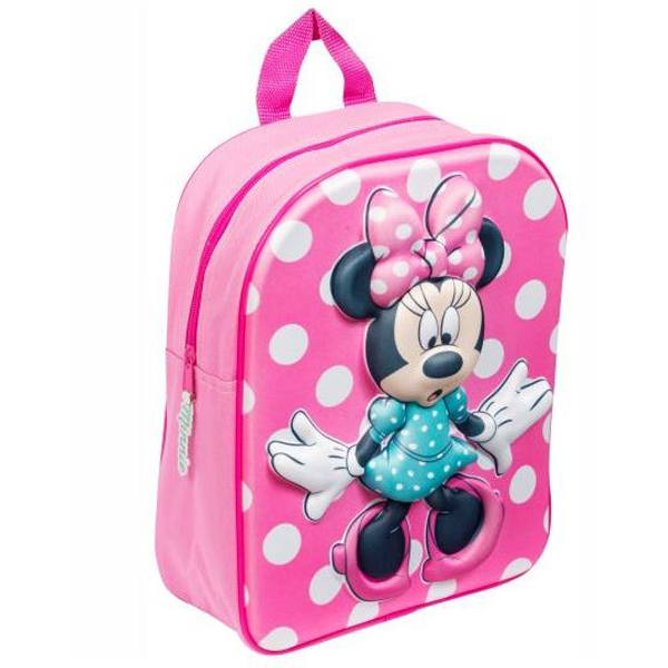 Ranac 3D Disney Minnie Junior 32x26x10cm DMM-8114 - ODDO igračke