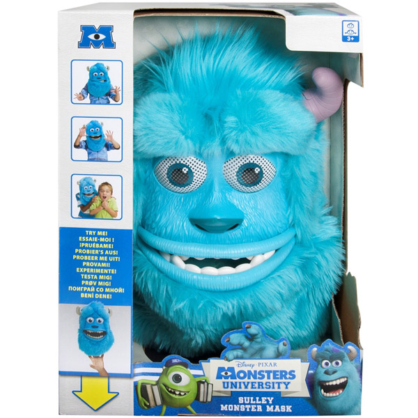 Monster University Maska Sulley 87026 - ODDO igračke