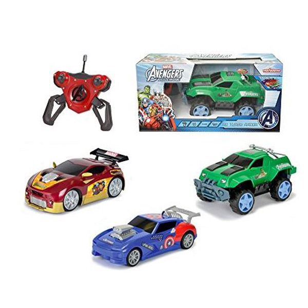 Auto Marvel Turbo RC 487619 - ODDO igračke
